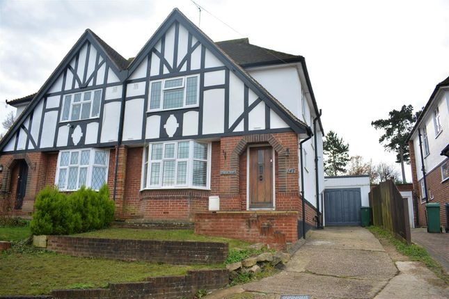 Semi-detached house for sale in Great Tattenhams, Epsom