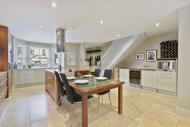 Thumbnail Detached house to rent in Priory Terrace, London