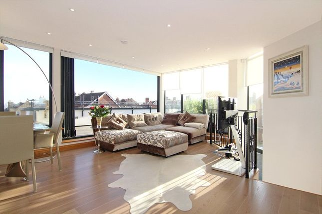 Thumbnail Flat for sale in Waterlily House, Leopold Road