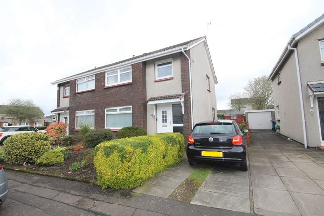 Thumbnail Semi-detached house for sale in Almond Avenue, Renfrew