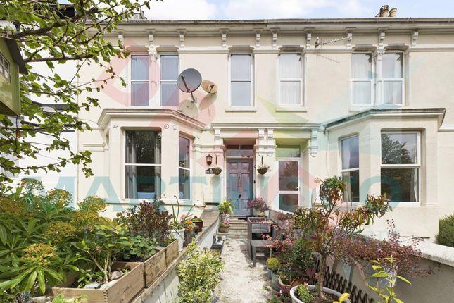 3 bed maisonette for sale in Belgrave Road, Mutley Plain, Plymouth PL4