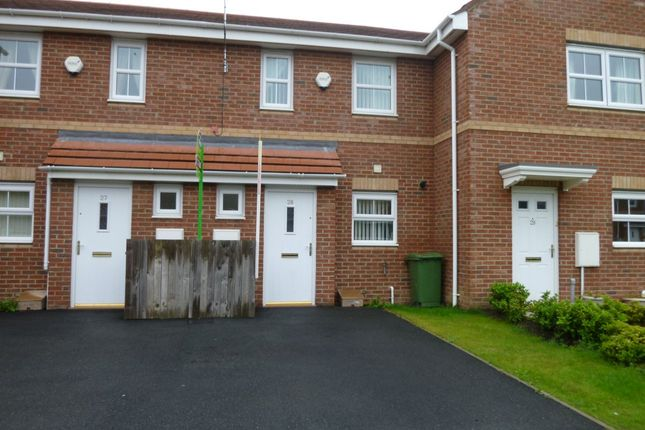 Thumbnail Terraced house to rent in Parkside Gardens, Widdrington, Morpeth