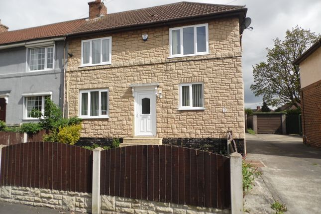 Thumbnail Semi-detached house to rent in Grange Road, Woodlands, Doncaster