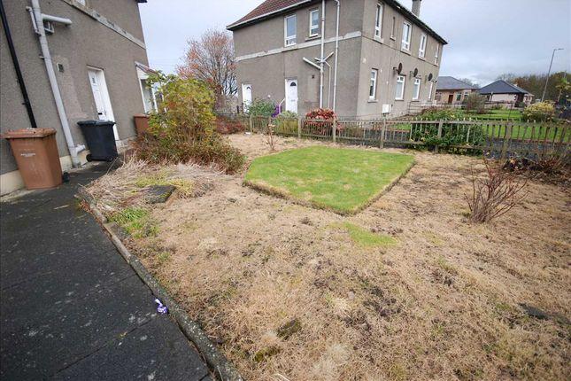 Side Garden of Glencairn Street, Stevenston KA20