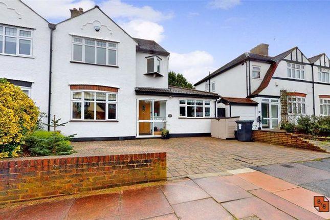 Thumbnail Semi-detached house for sale in Croft Avenue, West Wickham