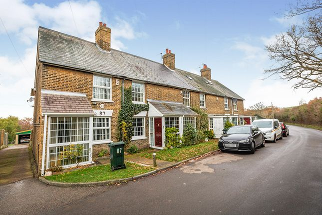 3 bed terraced house for sale in Highcross Road, Southfleet, Kent DA13