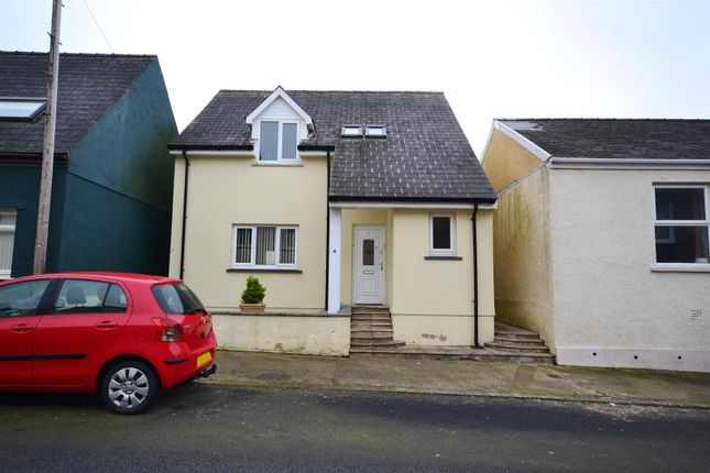Thumbnail Detached house for sale in Prospect Place, Pembroke Dock