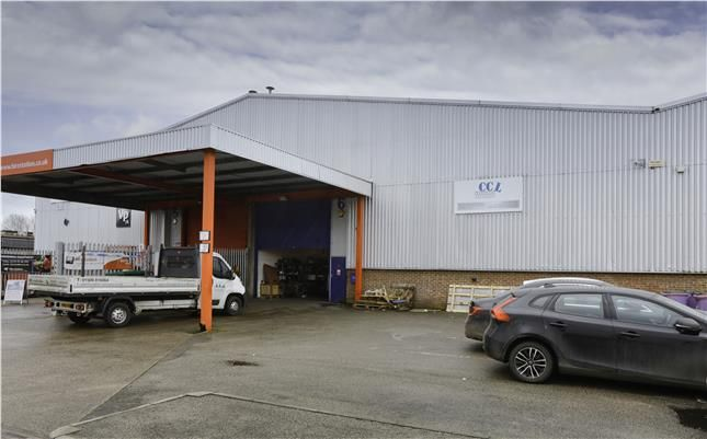 Thumbnail Light industrial to let in Weldon Road Industrial Estate, Loughborough, Leicestershire