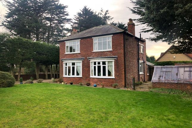 Thumbnail Detached house for sale in Seamer Road, Thornton, Middlesbrough