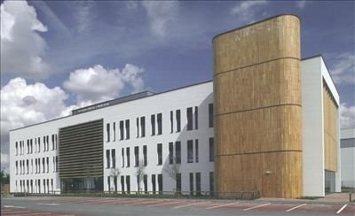 Front Pic of Time Business Centre, First Point, 1 Watervole Way, Balby, Doncaster DN4