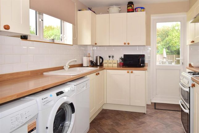 Kitchen of St. Mildreds Place, Canterbury, Kent CT1