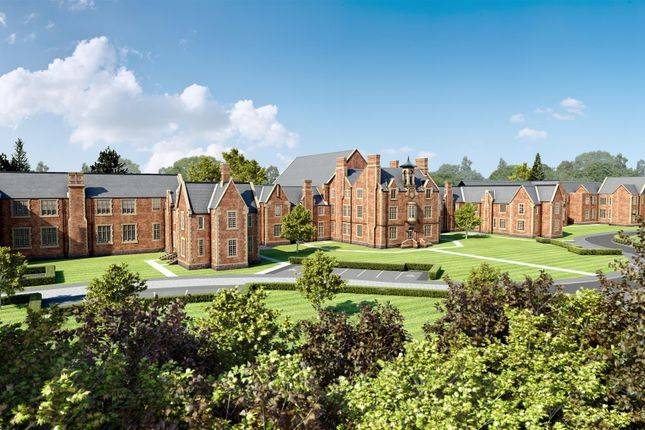 Thumbnail Town house for sale in 329, South Wing, Leighton Park, Shrewsbury