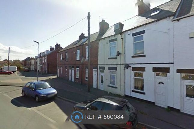 Thumbnail Terraced house to rent in Edward St, Barnsley