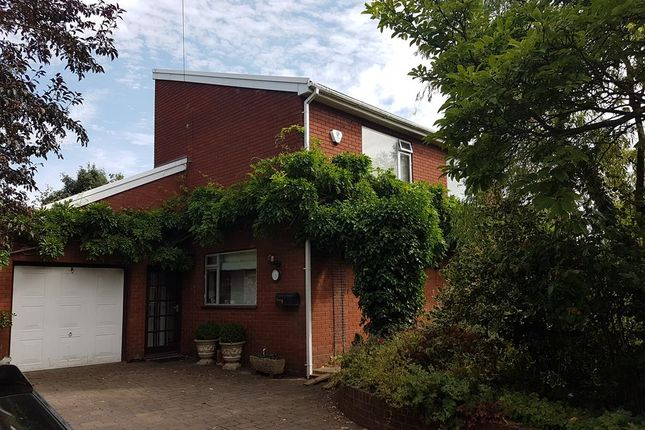 Thumbnail Detached house for sale in Chartwell, 2 Meyrick Street, Hereford