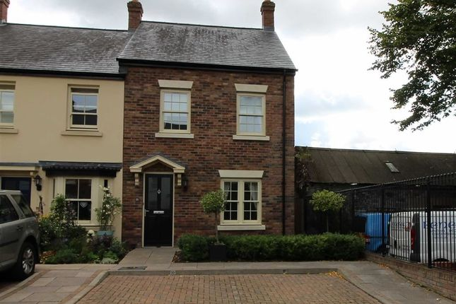Thumbnail Terraced house to rent in Cwrt William Jones, Monmouth