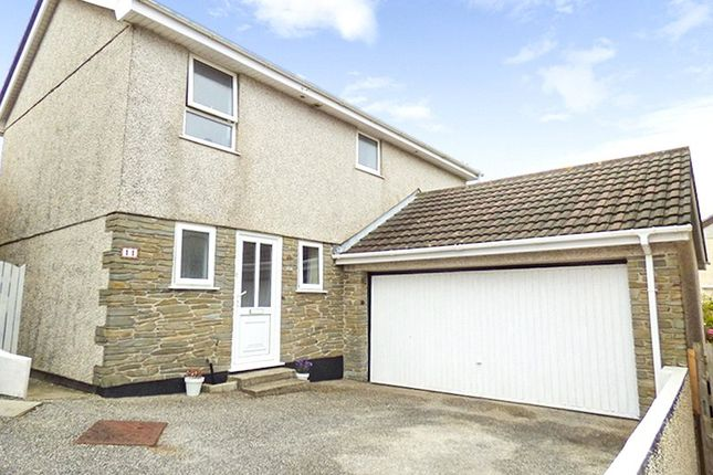 Thumbnail Detached house for sale in St. Georges Hill Close, Perranporth
