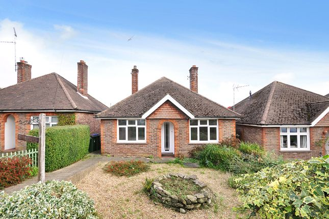 Thumbnail Detached bungalow for sale in Horsham, West Sussex