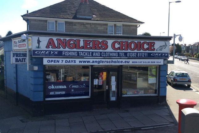 Thumbnail Retail premises for sale in Anglers Choice, Dundee