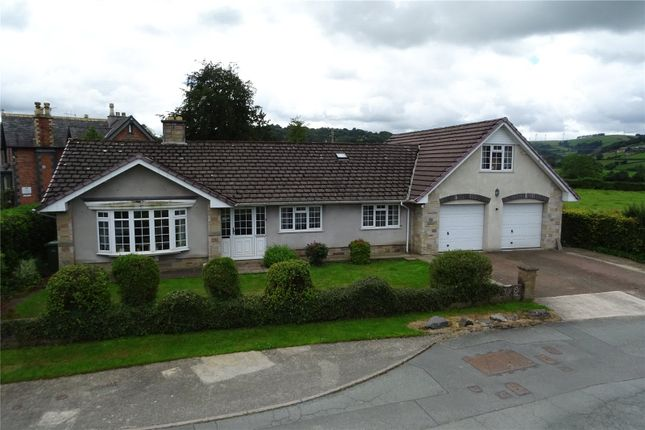 Thumbnail Bungalow for sale in Llangurig Road, Llanidloes, Powys