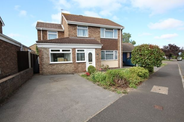 Thumbnail Detached house to rent in Puriton Park, Puriton, Bridgwater