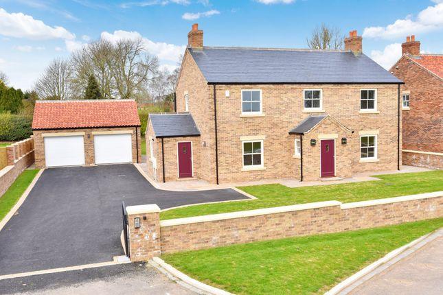 Thumbnail Detached house for sale in Moor Lane, Arkendale, Knaresborough