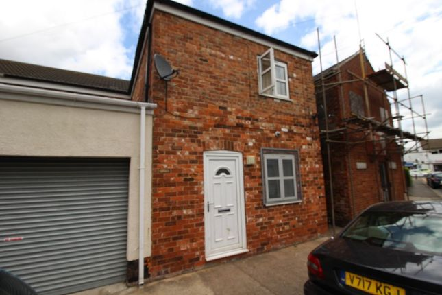 Thumbnail Terraced house for sale in Catherine Street, Grimsby