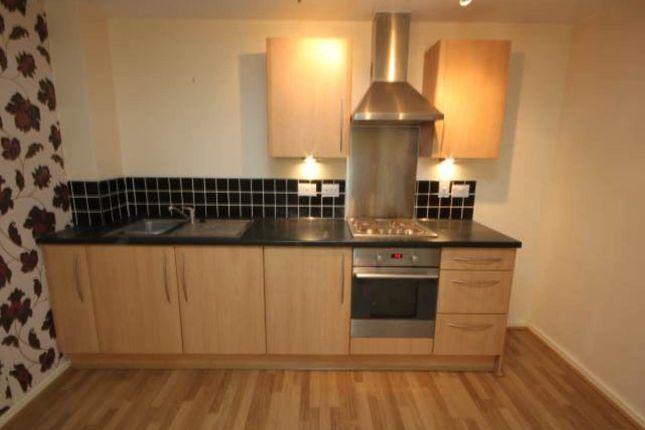 Kitchen of Greenings Court, Warrington WA2