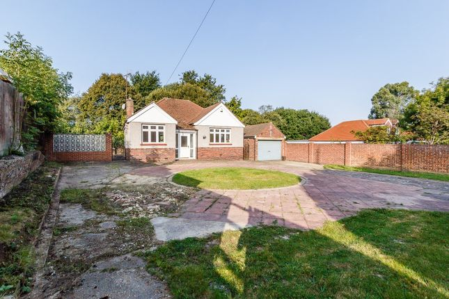 Thumbnail Detached bungalow for sale in Penhill Road, Bexley, London
