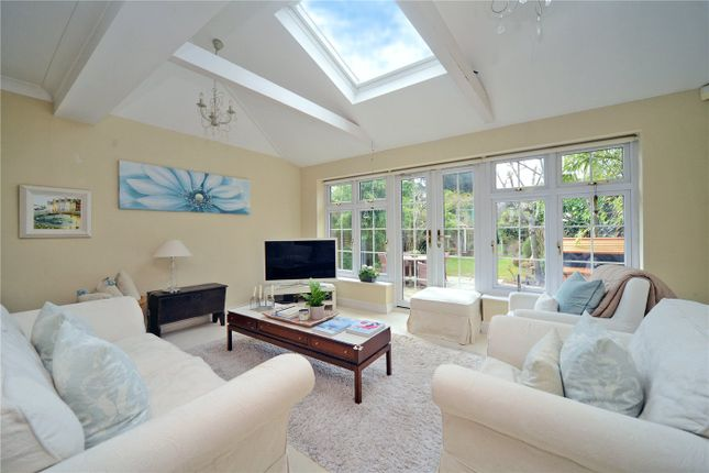 Thumbnail Detached house for sale in High Road, Chipstead, Coulsdon, Surrey