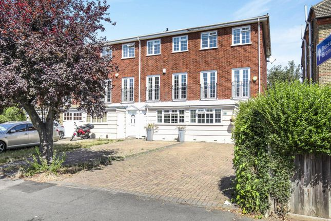 Thumbnail Terraced house to rent in Lennard Road, Beckenham