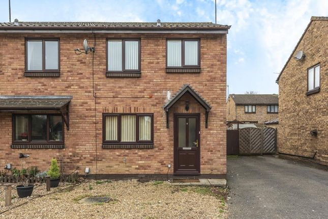 Thumbnail Semi-detached house to rent in Lower Emms, Hemel Hempstead