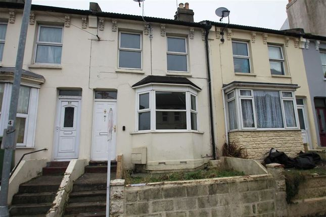 2 bed terraced house for sale in St Georges Road, Hastings, East Sussex