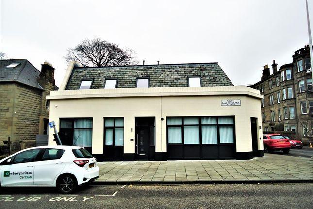 Thumbnail Commercial property for sale in 4 South Laverockbank Avenue, Edinburgh, City Of Edinburgh