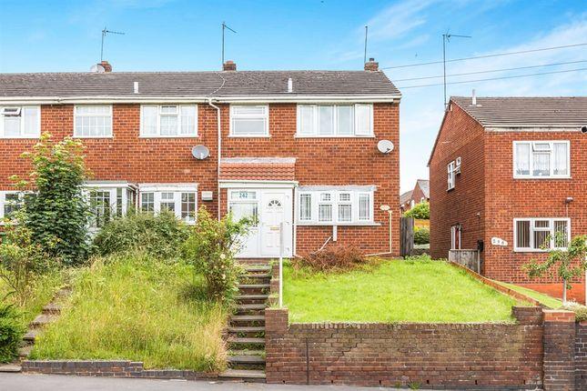 Thumbnail Semi-detached house for sale in Stourbridge Road, Lye, Stourbridge