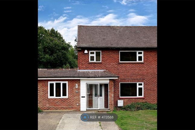 Thumbnail Semi-detached house to rent in Park Barn Drive, Guildford