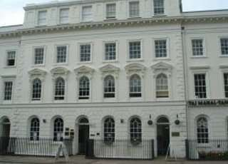 Serviced office to let in Queensgate House, Exeter