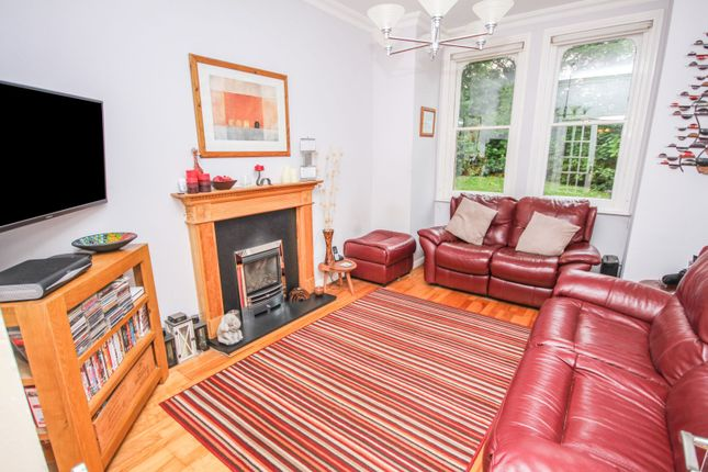 Lounge of Beech Avenue, Chartham, Canterbury CT4