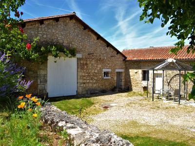 Thumbnail Barn conversion for sale in La-Couronne, Charente, France