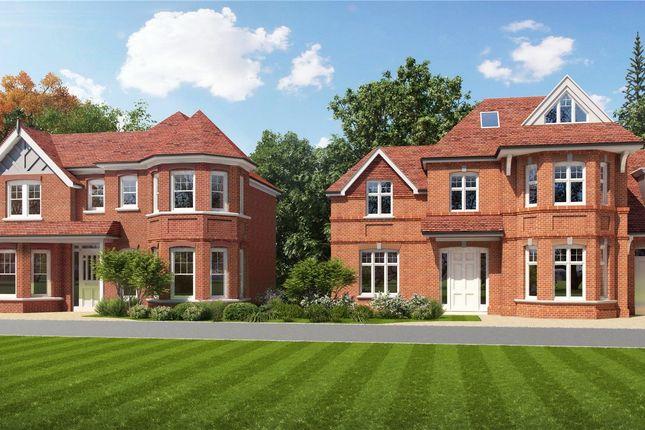 Thumbnail Detached house for sale in Southborough Road, Surbiton, Surrey