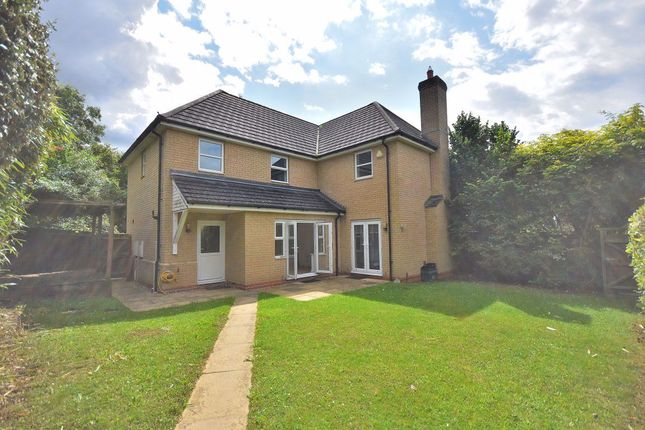 4 bed detached house to rent in The Coppice, Villiers-Sur-Marne Avenue, Thorley, Bishop's Stortford CM23