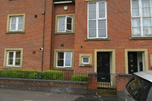 Thumbnail Terraced house for sale in Alexandra Road, Manchester