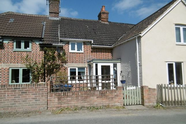 Thumbnail Cottage to rent in Heddington, Calne