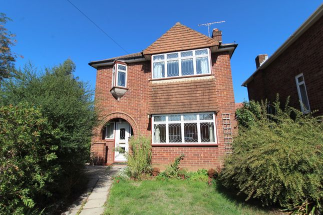 Thumbnail Detached house for sale in Fontmell Park, Ashford