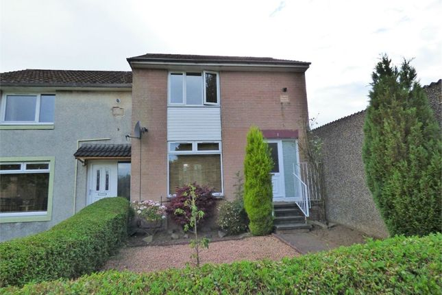 ... End terrace house for sale in Ravenswood Drive, Glenrothes, Fife