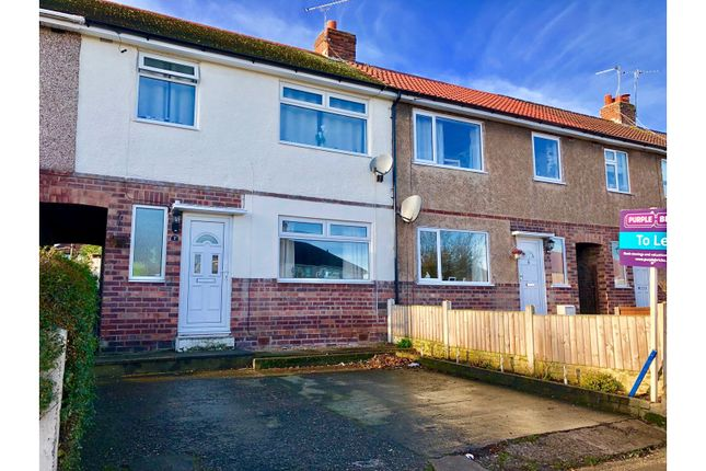 Thumbnail Terraced house to rent in Acre Road, Ellesmere Port