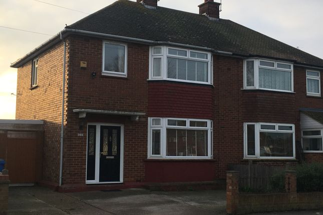 Thumbnail Semi-detached house for sale in Medway Road, Sheerness