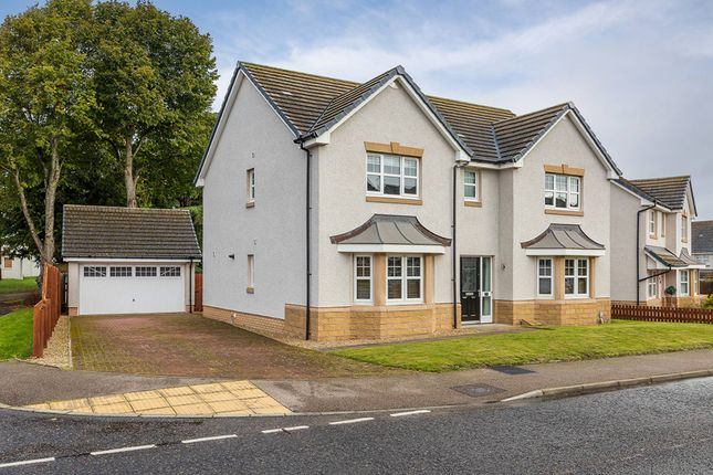 Thumbnail Detached house for sale in Fairfield Avenue, Elgin, Moray