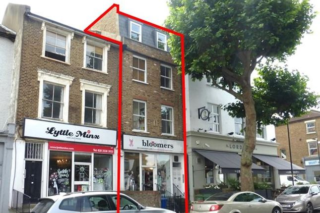 Thumbnail Retail premises for sale in 209 Lordship Lane, East Dulwich, London