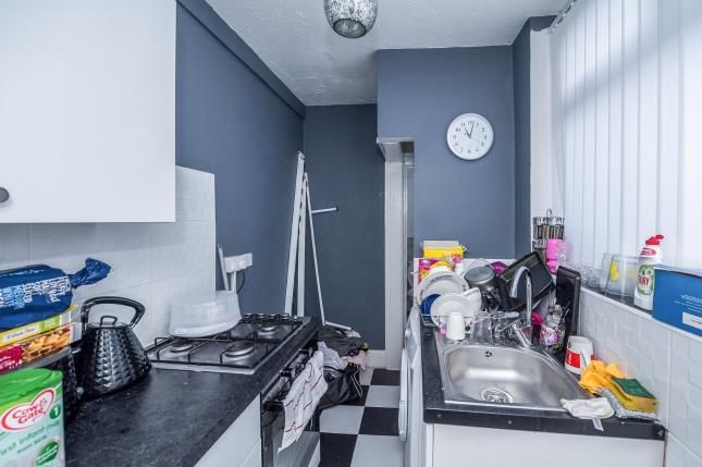 Kitchen of Gloucester Road North, Liverpool, Merseyside L6