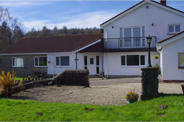 Thumbnail Detached house for sale in Earlswood, Chepstow
